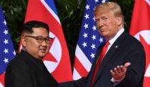 Inilah Poin Kesepakatan dalam Pertemuan Donald Trump dan Kim Jong-un, Ada Pelucutan Nuklir?