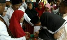 Yayasan Al-Aziz Bagikan Zakat ke Kab/Kota Padang Pariaman senilai Rp2 Milyar