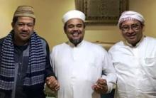Fahri Hamzah dan Fadli Zon Ngobrol 5 Jam Hingga Subuh dengan Habib Rizieq di Makkah