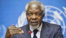 Mantan Sekretaris Jenderal PBB Kofi Annan Wafat