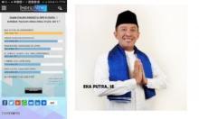 Polling Indeksnews Sumbar 1, Percayakan Eka Putra, SE Sebagai Caleg Favorit DPR-RI