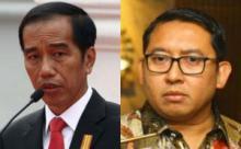 Jokowi Ajak TNI-Polri Sosialisasi Kinerja, Fadli Zon: Pernyataan Berbahaya, Sangat Politis