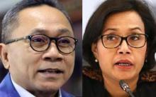 Kisruh Soal Utang, Zulkifli Hasan: Sri Mulyani Lupa Pernah Jadi Menteri SBY
