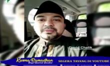 Aktor Film Nyai Dahlan David Chaliq Ajak Ummat Saksikan Kurma Ramadhan bersama Buya Gusrizal