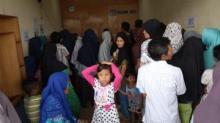 Dana Bantuan KIP Sudah Direalisasikan, Ratusan Siswa SD di Solsel Berbondong-bondong Ke Bank