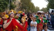 Mengenalkan Indonesia Kepada Bule-bule Azerbaijan dalam Indonesian Cultural Festival