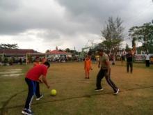 Meriahkan Hut Kabupaten Mentawai ke 20, Dandim 0319 Mentawai Adakan Turnamen Futsal Antar SD