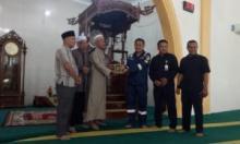 Masjid Besar Arafah Terima 20 Al-Quran, Imam Masjid Sampaikan Ini