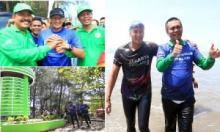 Sandiaga Uno meriahkan ivent PIT Pariaman