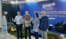 PT Rohto Laboratories Indonesia Gelar Launcing DryFresh dan Rohto V-Extra