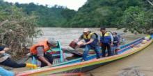 Wabup dan Tim Bantuan Berhasil Tembus Nagari Lubuk Ulang Aling