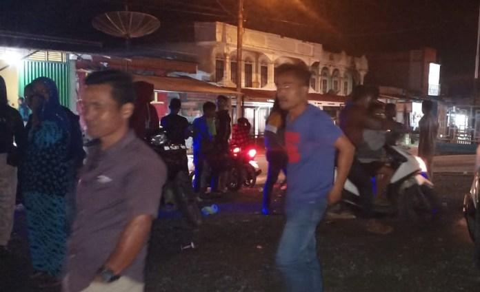 Ribuan Pesta Malam Berhasil Dibubarkan Pihak Kepolisian Cegah Coruna Merajarela. Harian Siasatinfo.co.id
