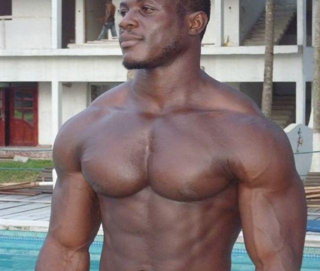 Gay Ripped Naked Black Men