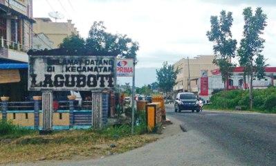 Marga-marga di Laguboti dan Pendatang