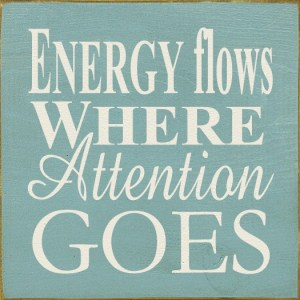 attention-goes