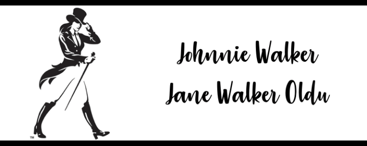 Johnnie Walker Jane Walker Oldu