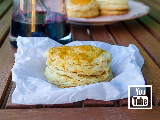 Tereyağlı Çörek (Biscuits)