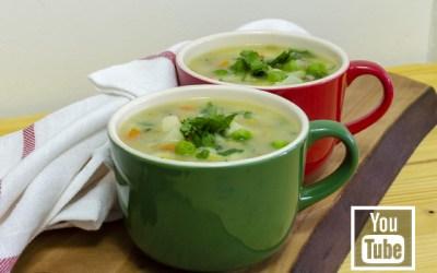 Sebze Çorbası Tarifi – Sebze Çorbası Nasıl Yapılır?