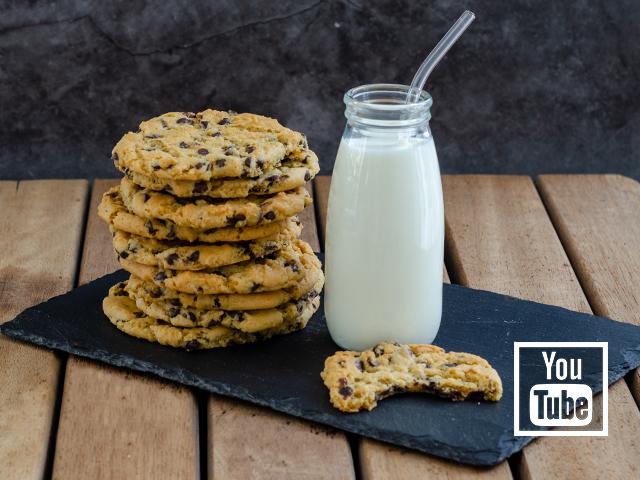 American Cookie ( Amerikan Kurabiyesi Tarifi)