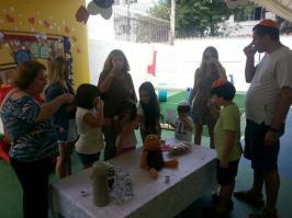 Escolinha da SIB - Julho 2014