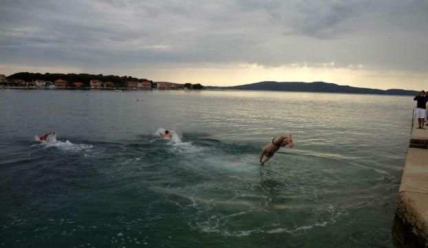plivanje x