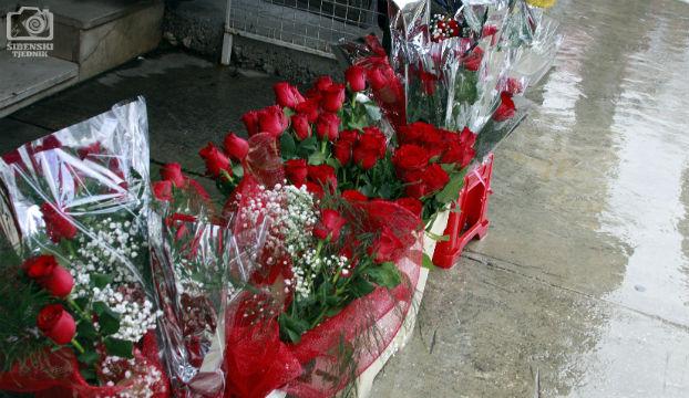 ruze valentinovo