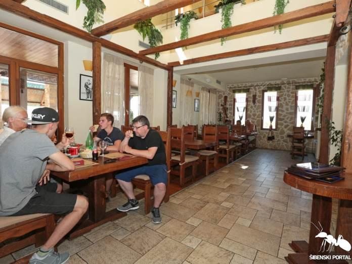 restoran krka skradinski most 4