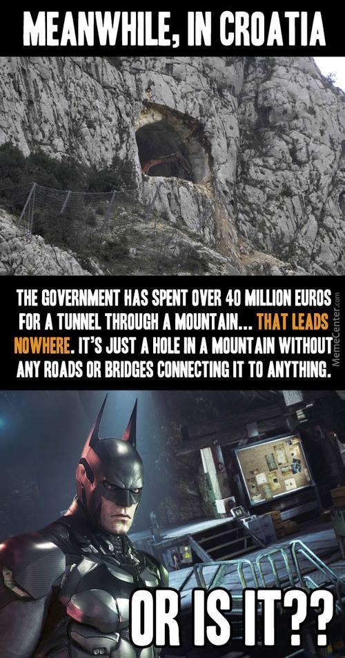 omis tunel
