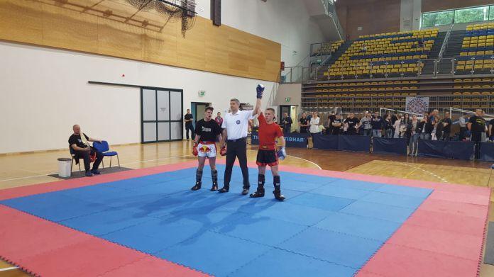 kickboxing vodice enriko