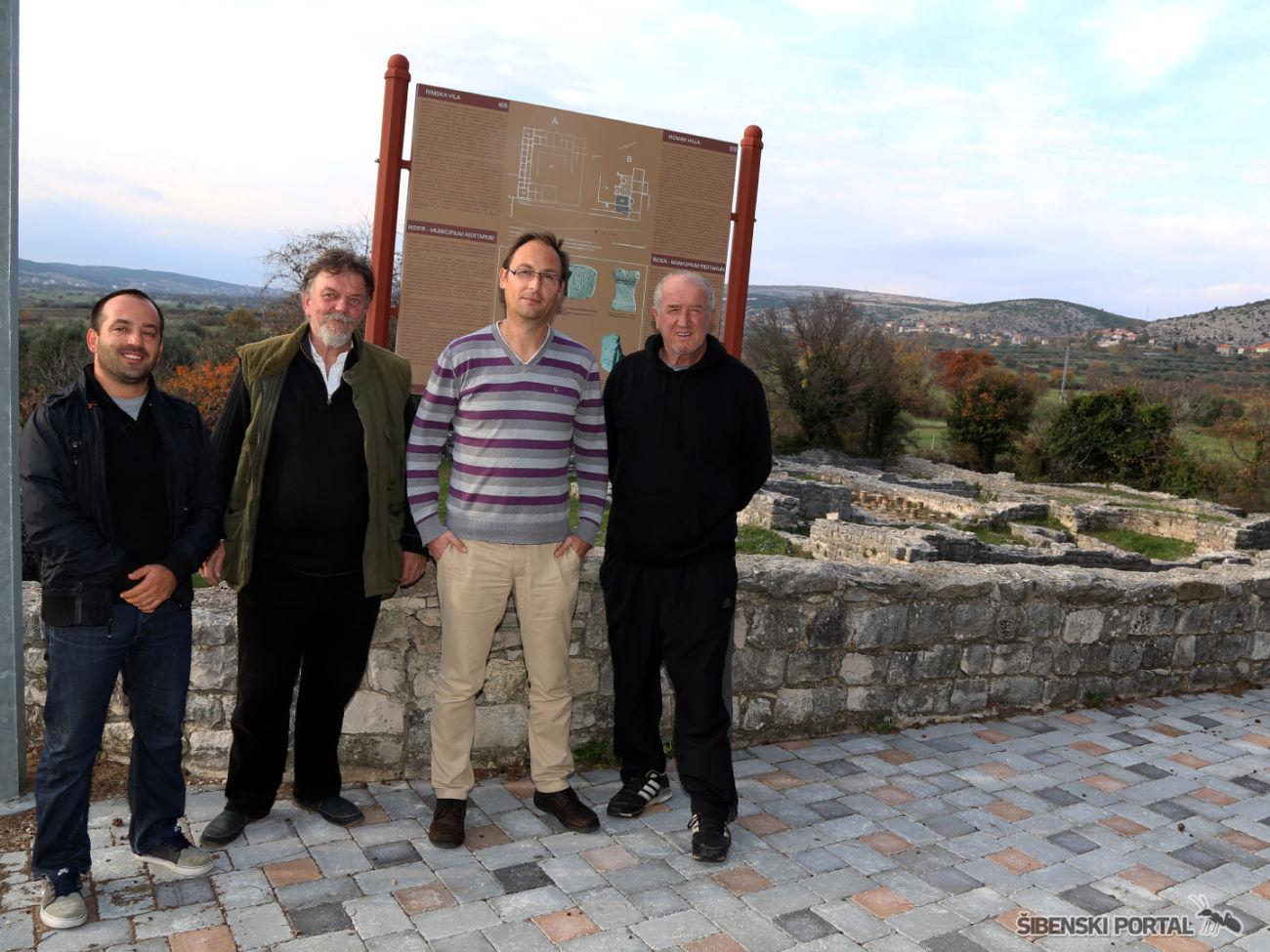 U Danilu su imali podno grijanje puno prije prvog spomena Šibenika – Šibenski portal