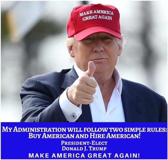Foto: Facebook/Donald Trump