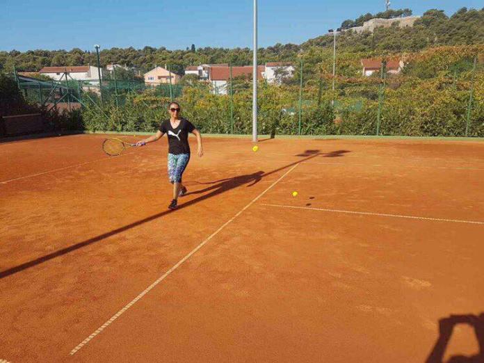 ivana maletic tenis