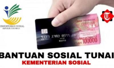 Menantu Kadinsos Pandeglang Terdaftar Penerima Aktif BST