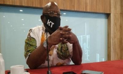 Wagub Papua Mendorong Putra-Putri Papua Untuk Menjadi TNI dan Polri