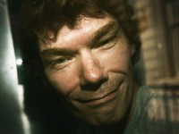 """LONDON - JUNE 8: Gary McKinnon leaves Bow Street Magistrate Court in a police van after being released on bail, June 8, 2005 in London, England.  Mr McKinnon, 39, known on the internet as """"Solo"""", is accused of hacking into computer networks operated by Nasa, the US Army, US Navy, Department of Defence and the US Air Force. McKinnon, who is contesting extradition to the U.S, was granted bail but was unable to meet the Magistrate's demands. (Photo by Getty Images)"""