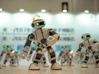 Türkiye'de 10 bin kişiye 18 robot düşüyor, Asya'da ise 550