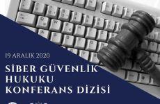 """Galatasaray Üniversitesi'nden """"Siber Güvenlik Hukuku"""" Konferansı"""