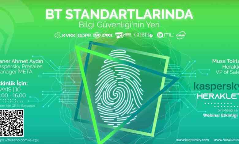 BT Standartlarında Bilgi Güvenliğinin Yeri