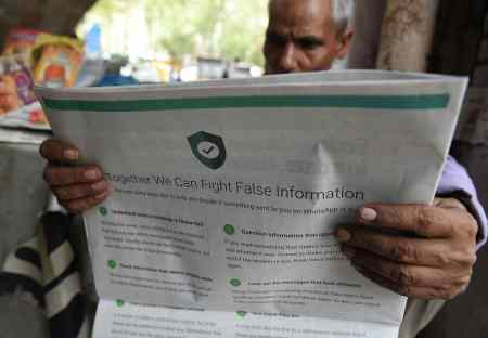 WhatsApp'tan Hindistan'da dezenformasyona karşı kritik hamle: İki milyondan fazla hesap engellendi