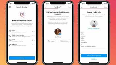 Instagram hesabı çalınanlara yeni güvenlik kontrolü