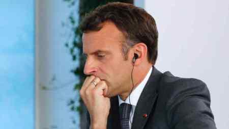 Pegasus'la Fransa Cumhurbaşkanı Macron da mı dinleniyor?