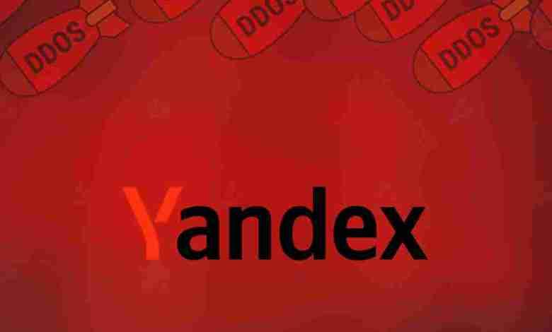 Yandex, Rus internet tarihindeki en büyük DDoS saldırısı altında