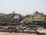 Rickshaw seems the fastest way around the maze-like streets