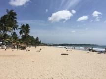 Uppaveli beach