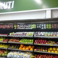 gôndolas/prateleiras para supermercado