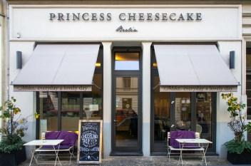 Princess Cheesecake. Photo by Simon Wilder