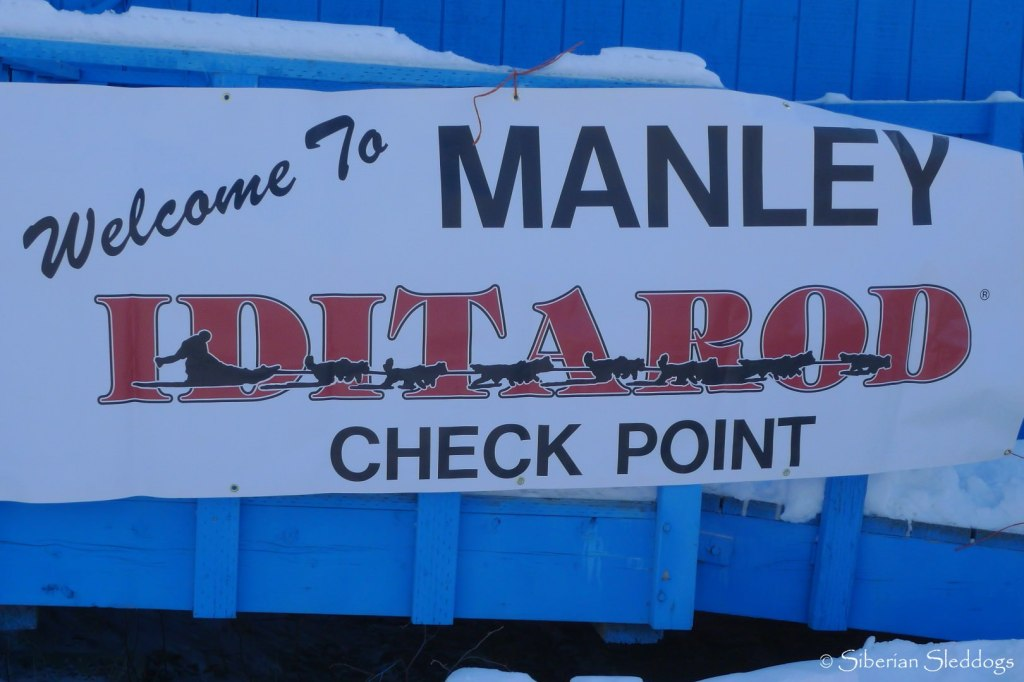 Manley Checkpoint sign