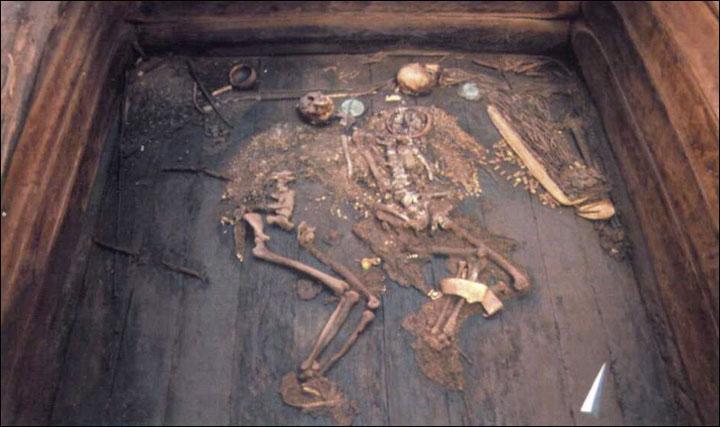Arzhan 2 excavations site