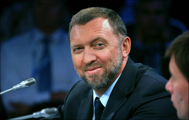 Image result for photos of Oleg Deripaska