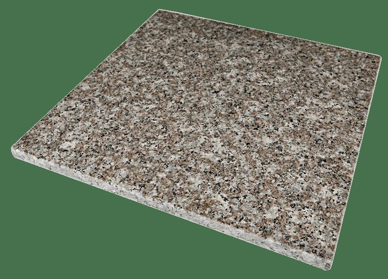 Плита гранитная полированная квадратная
